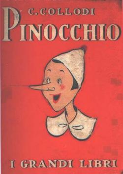 """""""PINOCCHIO"""" BY CARLO COLLODI"""