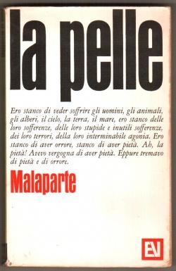 """""""LA PELLE"""" BY CURZIO MALAPARTE"""