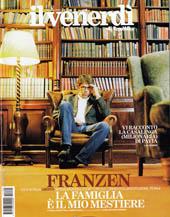 FRANZEN - COME ESORCIZZARE LA FAMIGLIA E DIVENTARE GRANDI SCRITTORI