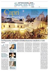 Capri, le conversazioni