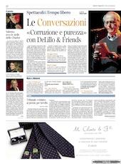 """""""Corruzione e purezza"""" con DeLillo & friends"""