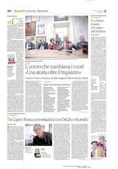 Tra Capri e Roma conversazioni con DeLillo e Kureishi