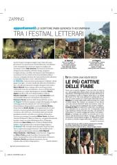 Lo scrittore Fabio Genovesi ti accompagna tra i festival letterari