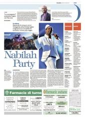 """Le Conversazioni"" a piazzetta Tragara con Teju Cole"