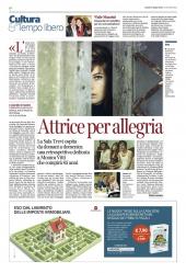 Viale Mazzini, Mazzantini e Castellitto per «Le Conversazioni»