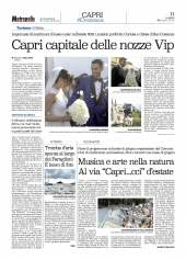 "Al via ""Capri...cci"" d'estate"