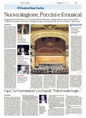 """Capri, Le Conversazioni con Gopnik: """"Tutte le nostre bugie..."""""""