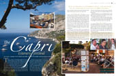 The Capri Literary festival