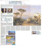 Conversazioni a Capri