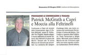 Patrick McGrath a Capri