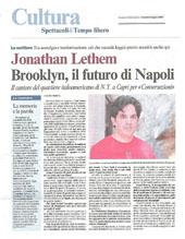 Brooklyn, il futuro di Napoli
