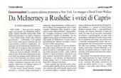 """Da McInerney a Rushdie: i """"vizi di Capri"""""""