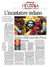 L'incantatore Indiano