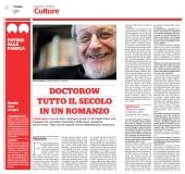 Doctorow tutto il secolo in un romanzo