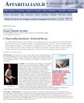 """I""""Diari della motocicletta"""" di David Byrne"""