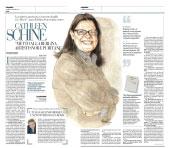 Cathleen Schine: metto alla berlina artisti snob e puritani