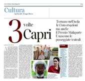 3 volte Capri